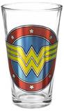 DC Wonder Woman Foil Collector Glass