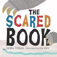 The Scared Book by Debra Tidball image
