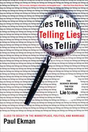 Telling Lies by Paul Ekman