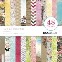 Kaisercraft Expressions Paper Pad 12x12