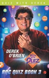 BQC Quizbook 3 by Derek O Brien image
