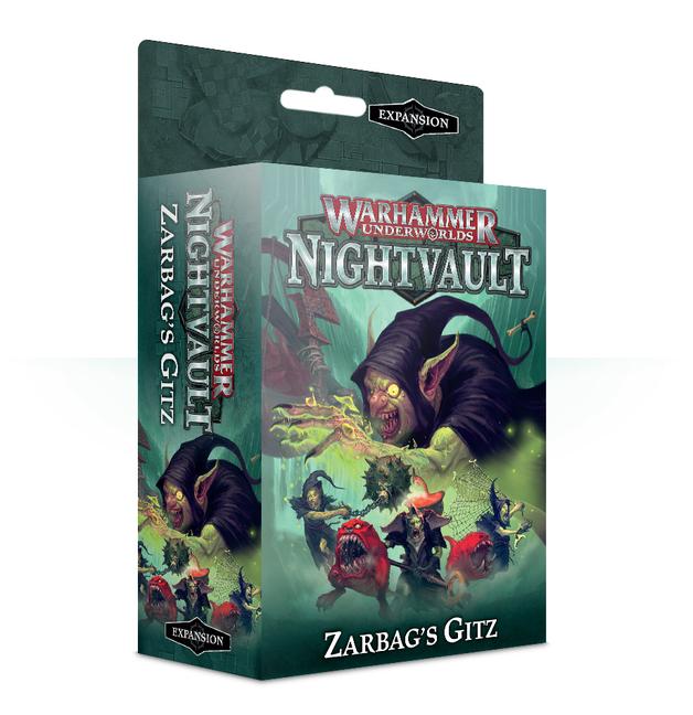 Warhammer Underworlds: Zarbag's Gitz