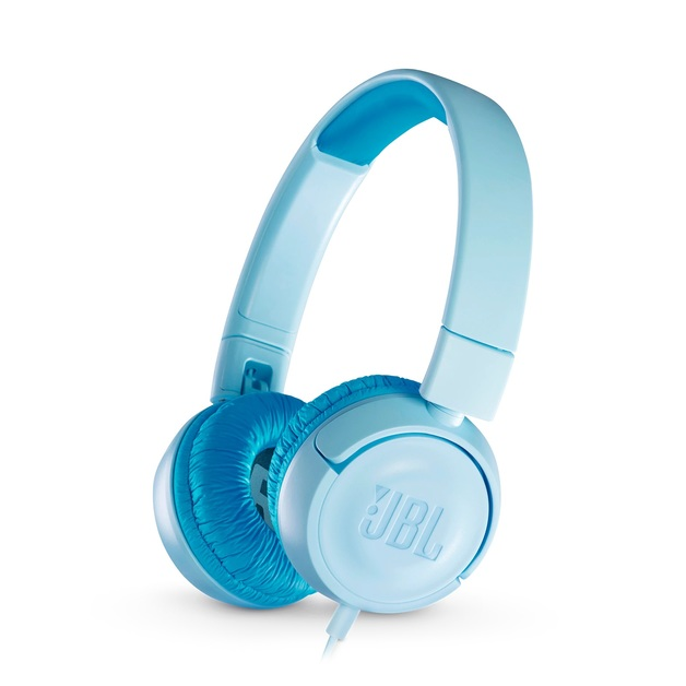 JBL JR300 Kids Wired Headphones - Blue