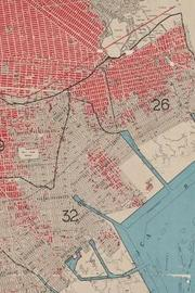 1912 Map of the borough of Brooklyn, city of New York - A Poetose Notebook / Journal / Diary (50 pages/25 sheets) image