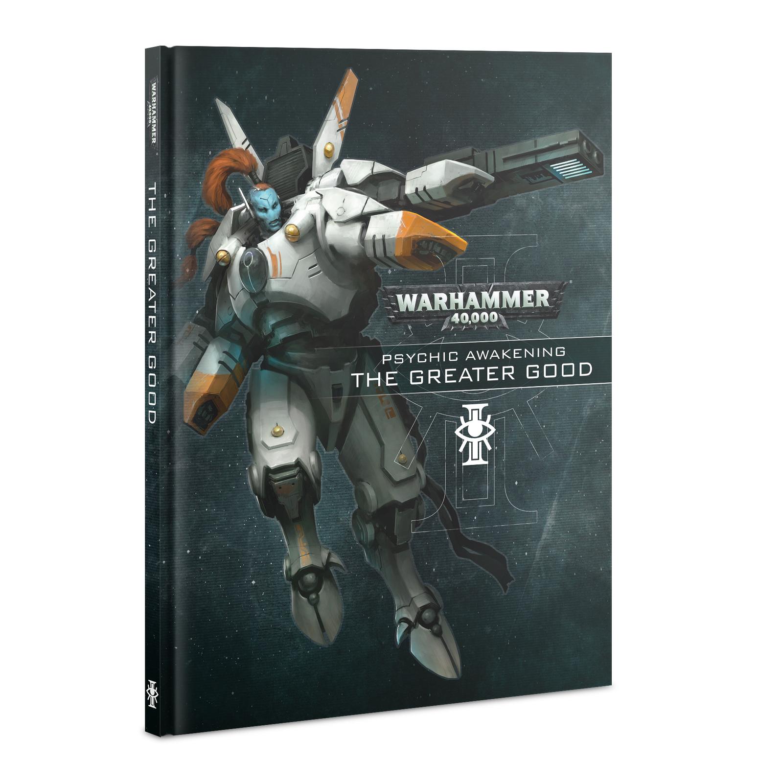 Warhammer 40,000 Psychic Awakening: The Greater Good image