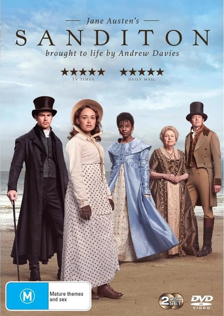 Jane Austen's - Sanditon on DVD