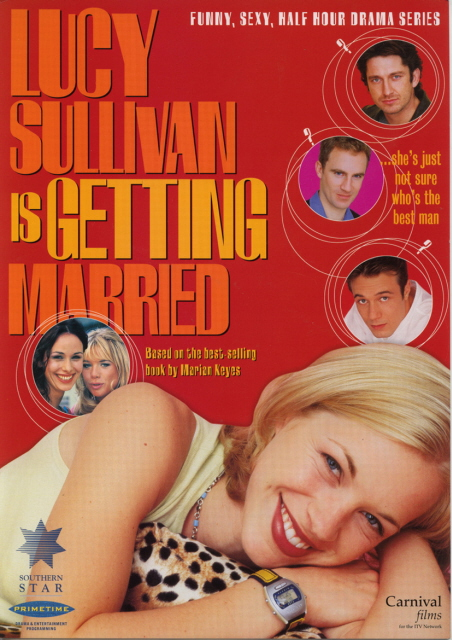 Lucy Sullivan Is Getting Married (2 Disc Set) on DVD image