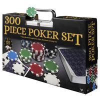 Classic 300 11.5g Poker Set