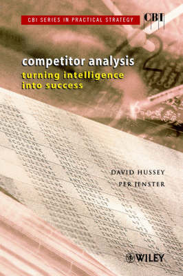CBI Series in Practical Strategy by David Hussey image