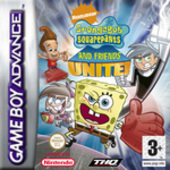 Spongebob Square Pants & Friends: Unite! for Game Boy Advance