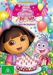 Dora the Explorer - Dora's Big Birthday Adventure on DVD
