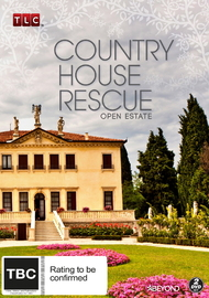 Country House Rescue: Open Estate on DVD