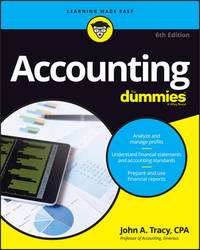 Accounting For Dummies by John A Tracy