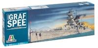 Italeri: 1:720 Admiral Graf Spee - Model Kit