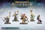 Warhammer Quest Arcane Heroes