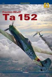 Focke-Wulf Ta 152 by Marek J. Murawski