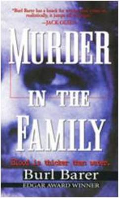 Murder In The Family by Burl Barer image