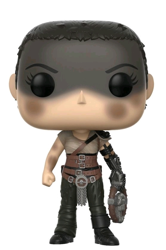 Mad Max: Fury Road - Furiosa Pop! Vinyl Figure (with a chance for a Chase version!)