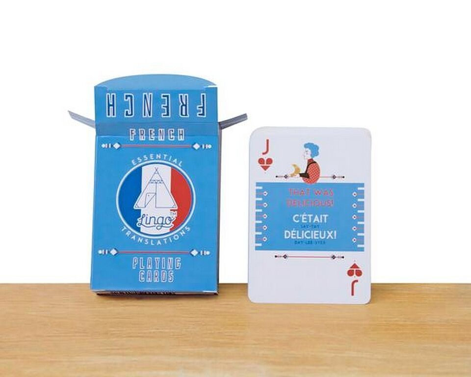 Lingo Cards: French image