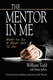 The Mentor in Me by William Todd
