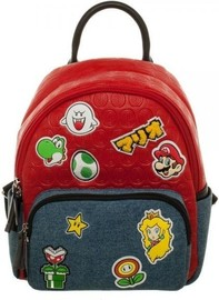 Super Mario Brothers Mini Backpack