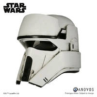 Star Wars: Rogue One - AT-ACT Driver Helmet - Prop Replica