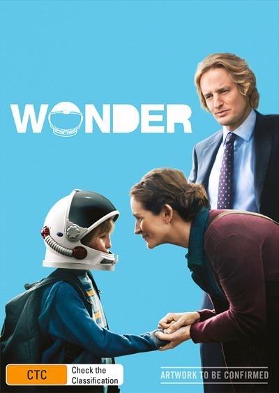 Wonder on DVD