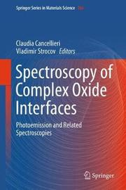 Spectroscopy of Complex Oxide Interfaces