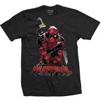 Marvel Comics Deadpool Gonna Die Mens Black TS (Small) image