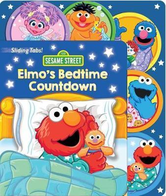 Sesame Street: Elmo's Bedtime Countdown by Lori C Froeb image