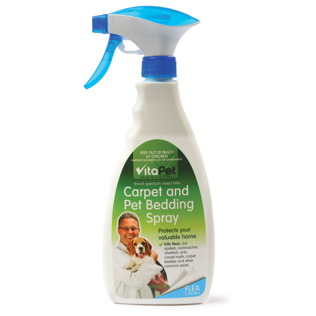 Vitapet: Carpet & Bedding Spray (500ml)