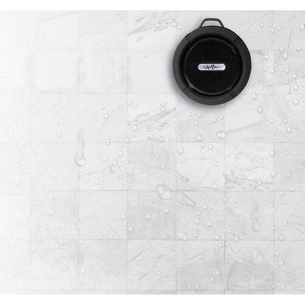 Wireless Shower Speaker & Radio