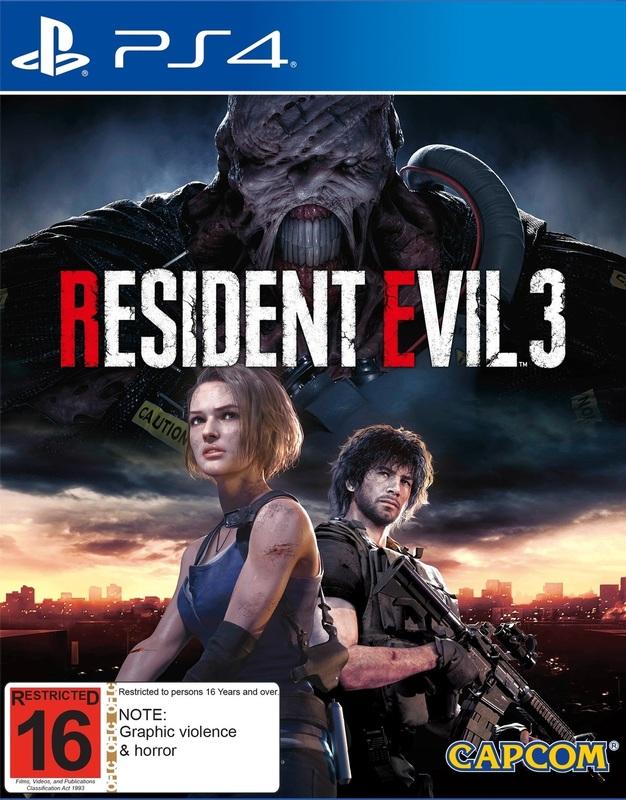 Resident Evil 3 for PS4