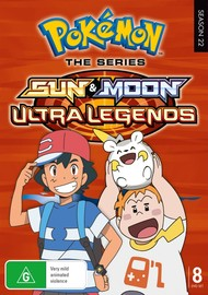 Pokemon The Series: Season 22 Complete Collection on DVD image