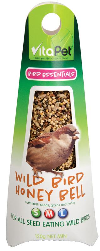 Vitapet: Honeybell Wild Bird