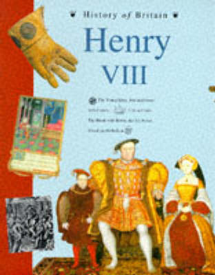 Henry VIII by Andrew Langley image