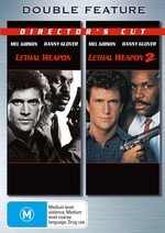 Lethal Weapon / Lethal Weapon 2 - Double Feature (2 Disc Set) on DVD