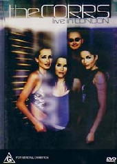 Corrs, The - Live In London on DVD