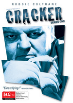 Cracker - Series 1 (2 Disc Set) on DVD