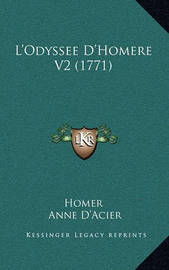 L'Odyssee D'Homere V2 (1771) by Homer