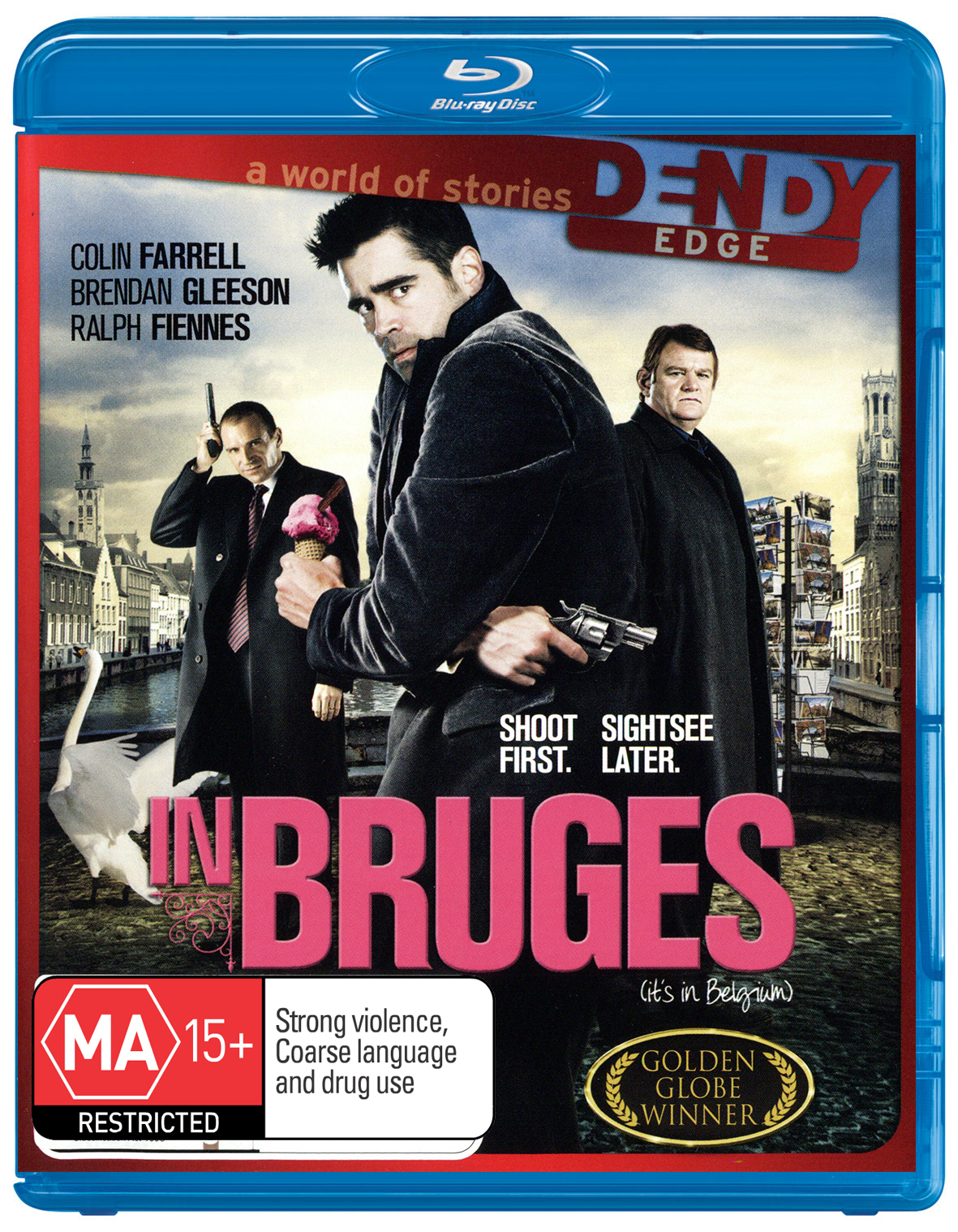 In Bruges on Blu-ray image