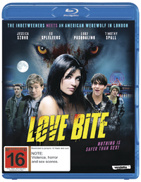 Love Bite on Blu-ray