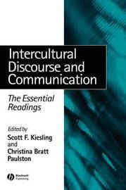 Intercultural Discourse and Communication the Essential Readings image
