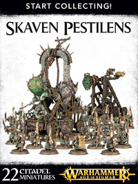 Warhammer Start Collecting: Skaven Pestilens