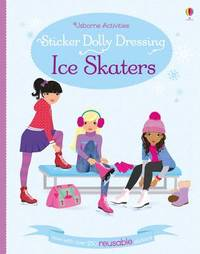 Sticker Dolly Dressing Ice Skaters by Fiona Watt image
