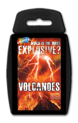 Top Trumps - Volcanoes