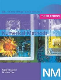 MEI Numerical Methods 3rd Edition by Richard Lissamen image