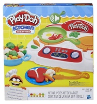 Play-Doh: Kitchen Creations - Sizzlin' Stovetop