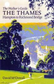 The Thames from Hampton to Richmond Bridge by David McDowall image