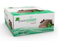 Power Crunch Protein Bars - Chocolate Mint (12x40g)